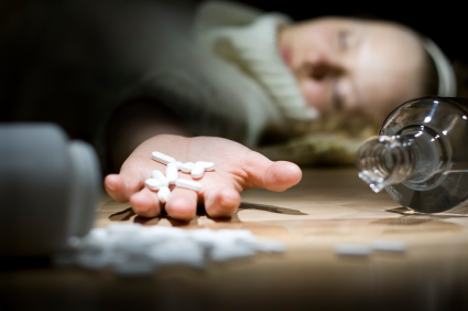 OxyContin Addiction Behavior